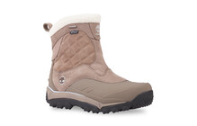 Timberland Women's Rime Ridge Zip Waterproof greige